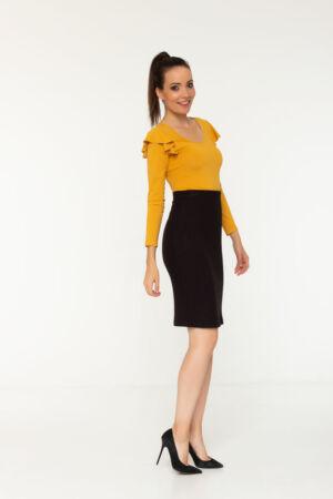 Kincső póló - Sárga
