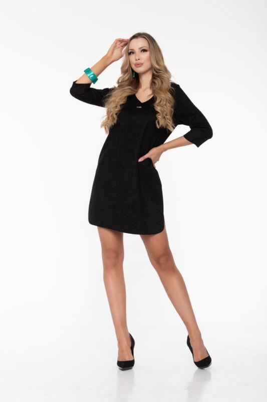 Donna ruha - fekete