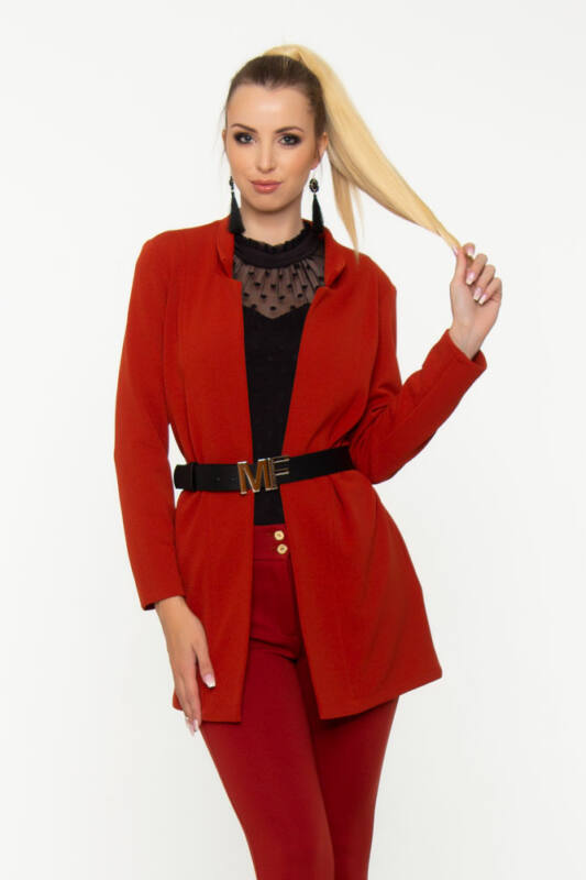 Dina kabátka - rozsda