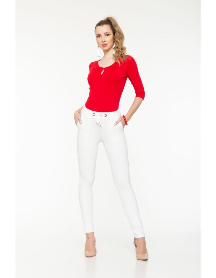 Linda nadrág - fehér