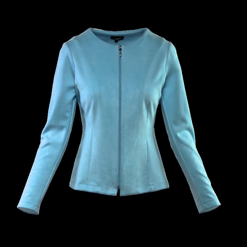 Cippes kabátka - kék